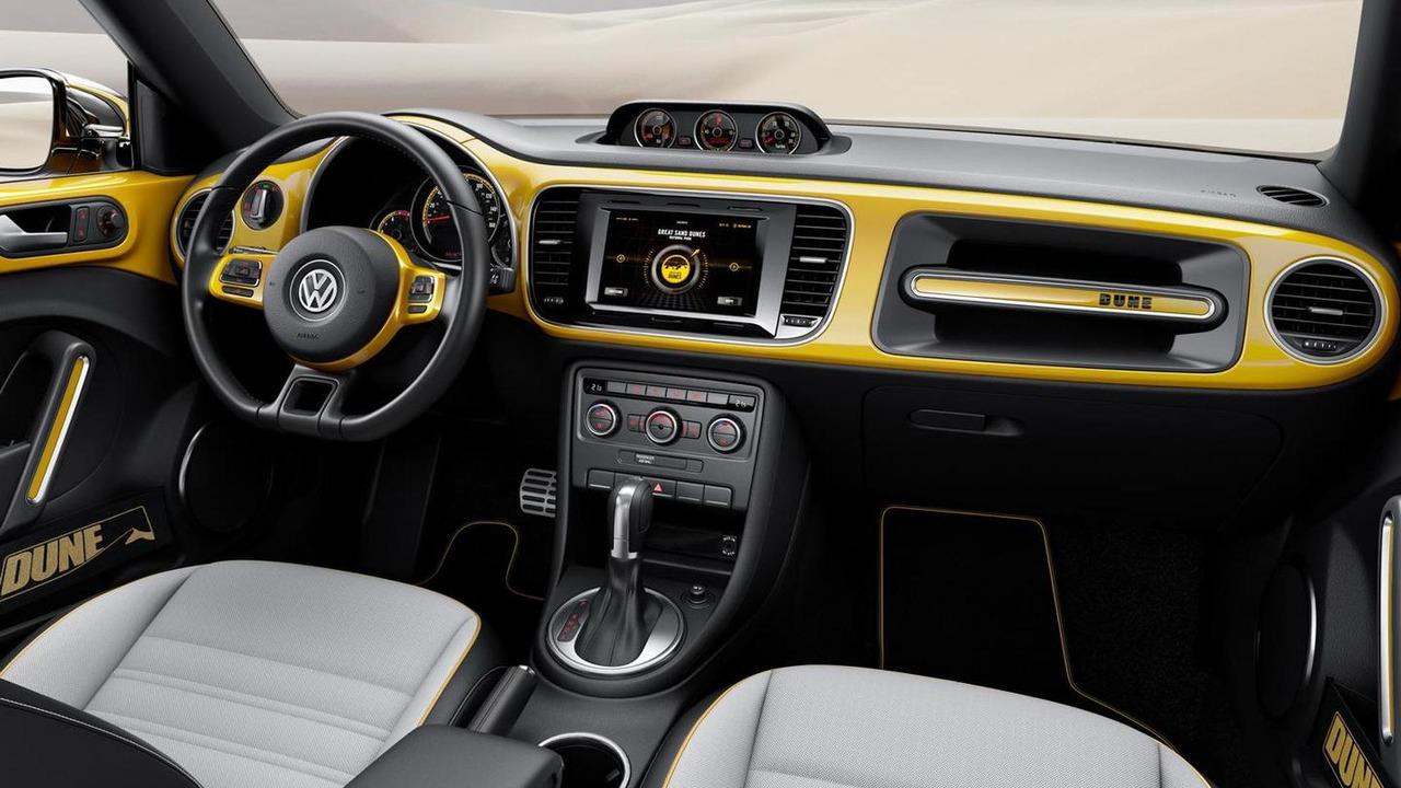 2014 Volkswagen Beetle Dune concept