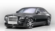 Novitec Group announces tuning program for Rolls-Royce Ghost