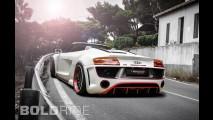 Regula Audi R8 Spyder