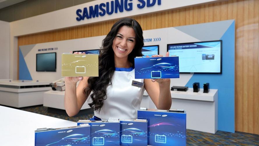 Samsung'un yeni bataryasının 600 kilometre menzili olacak