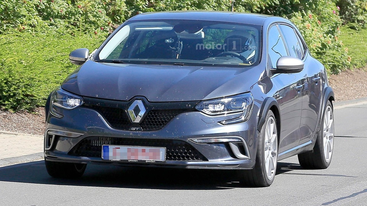 renault insider reveals megane rs will have fwd manual. Black Bedroom Furniture Sets. Home Design Ideas