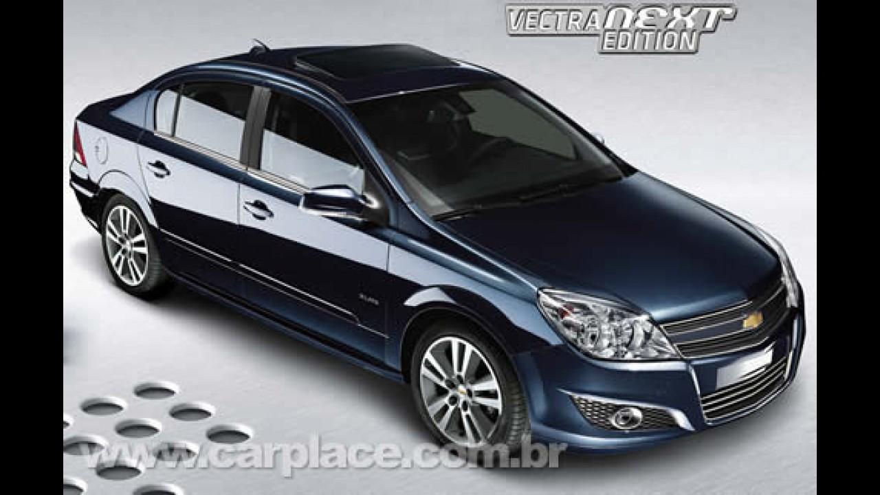 Vídeo: Veja o primeiro comercial do Chevrolet Vectra Next Edition 2009