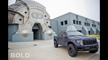 Bubba Watson Ford F-150 SVT Raptor by Oakley