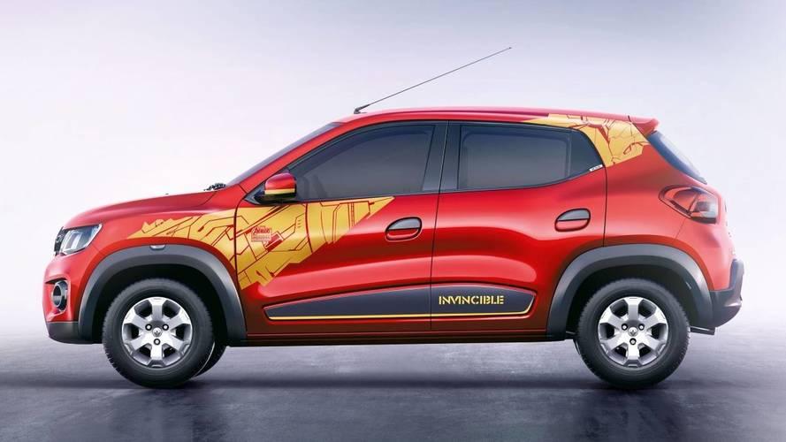 Renault Kwid Superhero Crossovers