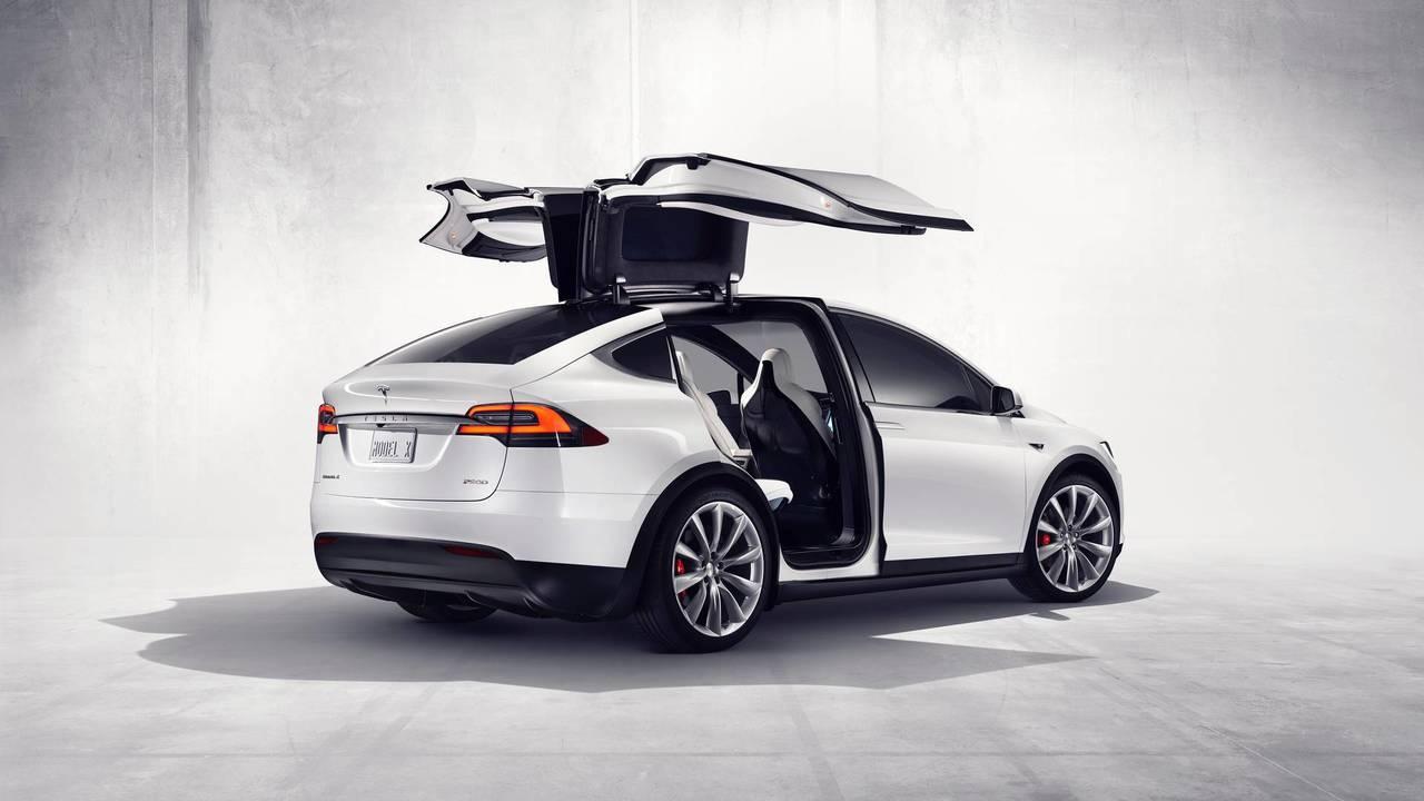 1. Tesla Model X – 3.2 seconds