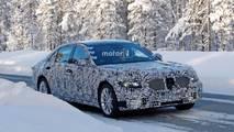 New Mercedes-Benz S-Class Spy Photos