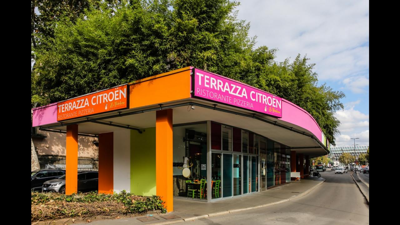 Citroen apre un ristorante a Milano | Motor1.com Italia
