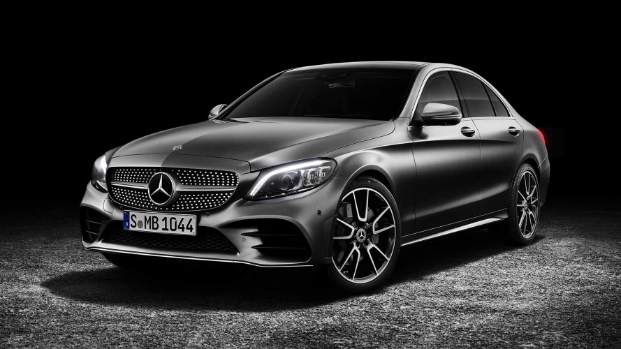 Refreshed Mercedes C-Class brings hybrid model