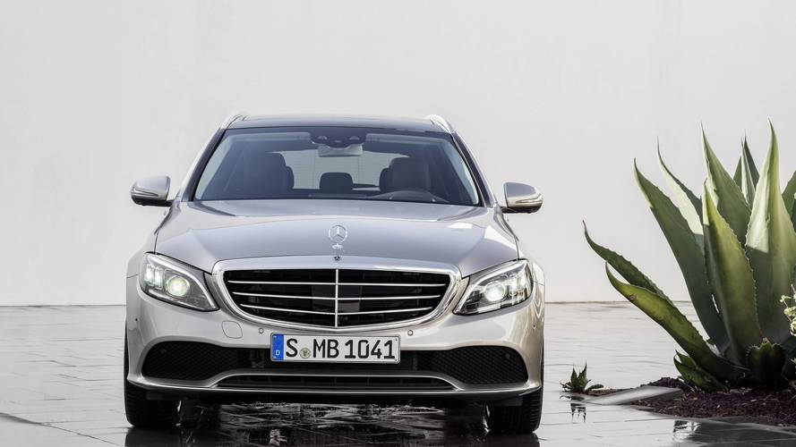 Mercedes announces prices for facelifted new C-Class range