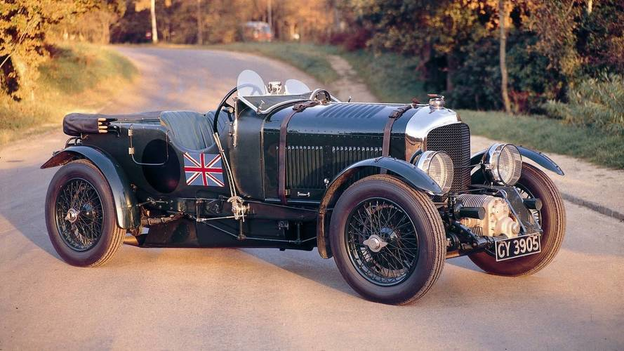 Bentley Blower
