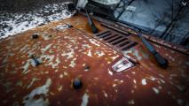 Jeep Wrangler by Vilner, quando la ruggine è stile