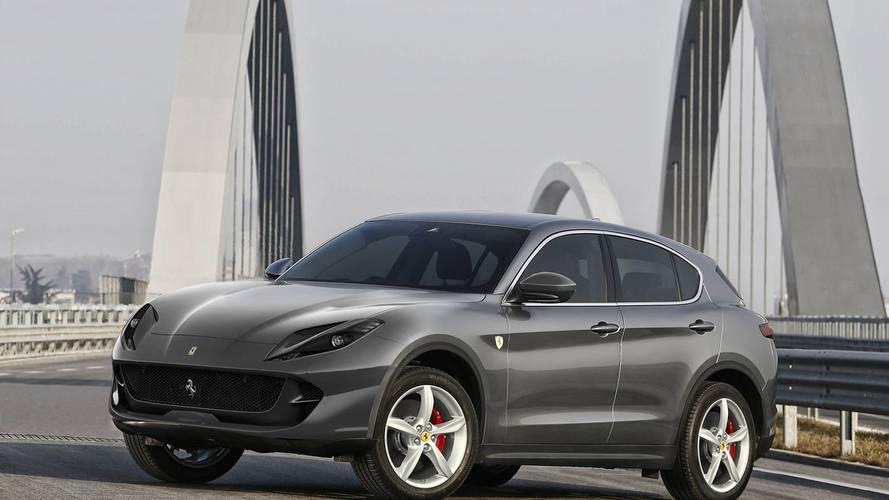 Jövőre érkezik a Ferrari első hibrid modellje