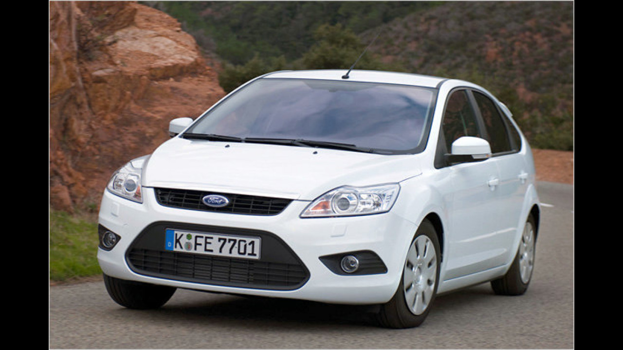 Ford Focus 1.6 TDCi ECOnetic Start-Stopp