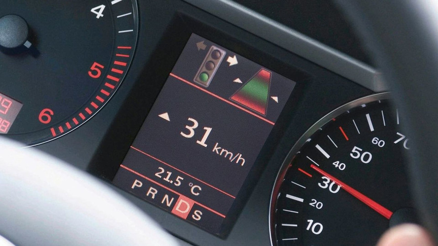 Audi Travolution Project Minimizes Red Lights and Emissions