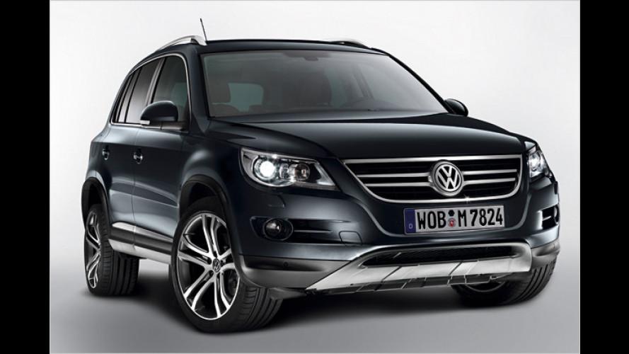VW Tiguan Track & Avenue: Sondermodell mit Ledersitzen