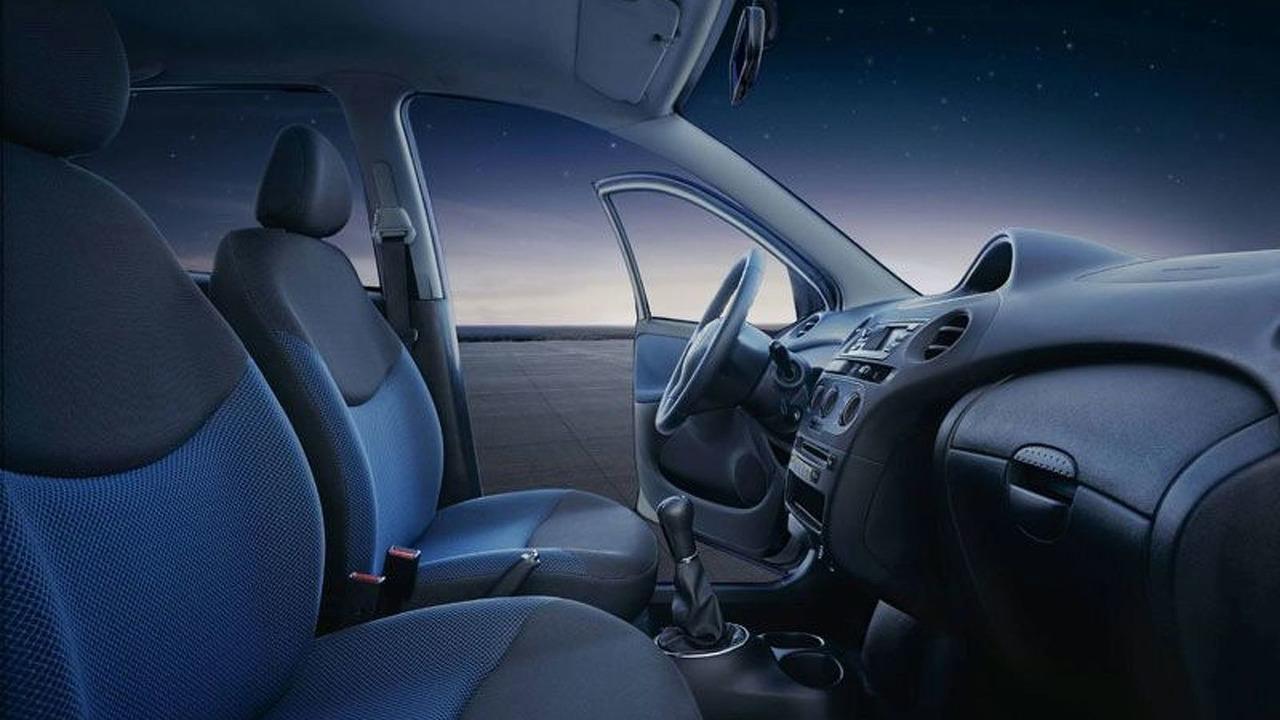 Toyota Yaris '05 Special Edition Interior