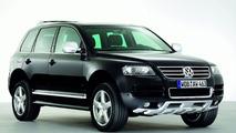 Volkswagen Touareg Kong