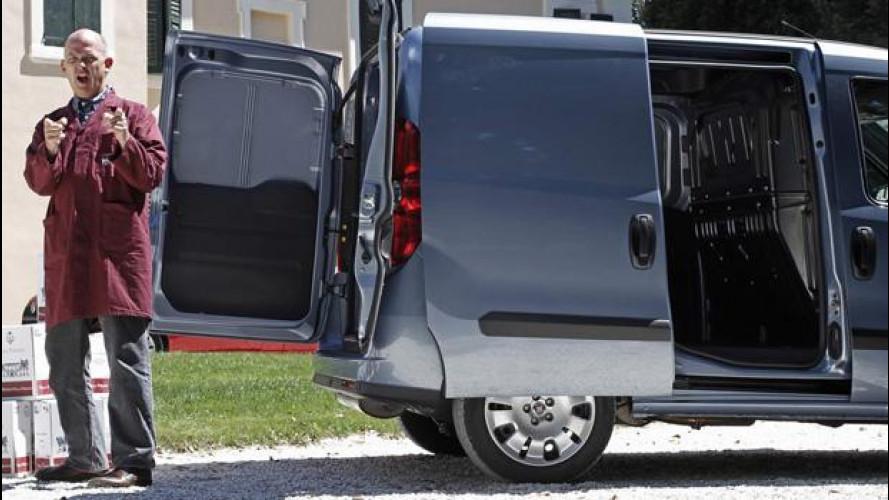 Matt Test: è tempo di Fiat Doblò Cargo Natural Power