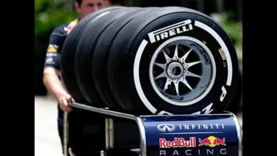 Pirelli PZero App, la Formula 1 sull'iPad