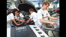100 posti da apprendista per il centenario Audi