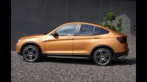 BMW Deep Orange 4 concept
