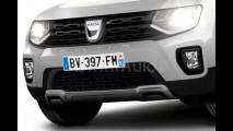 Nuova Dacia Duster, il rendering