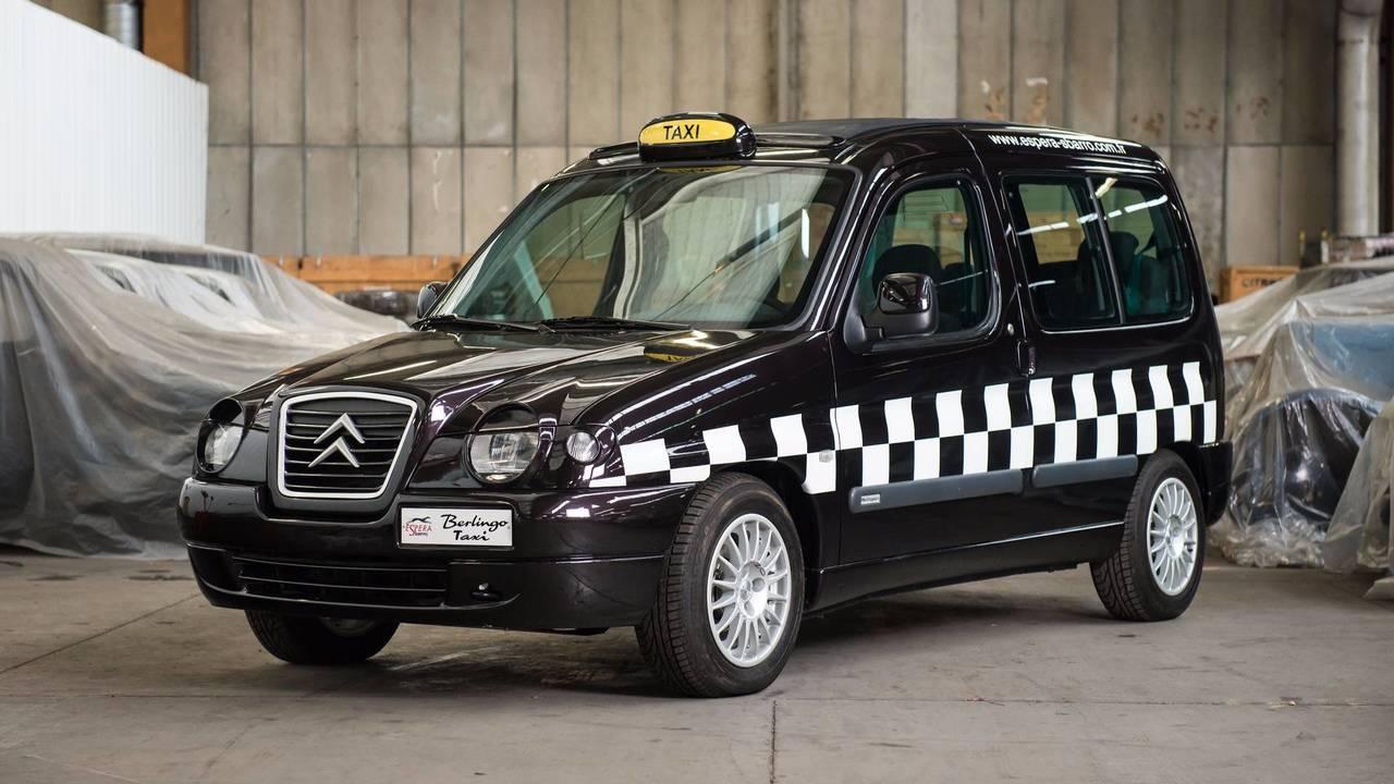 2000 Citroën Berlingo Taxi Sbarro
