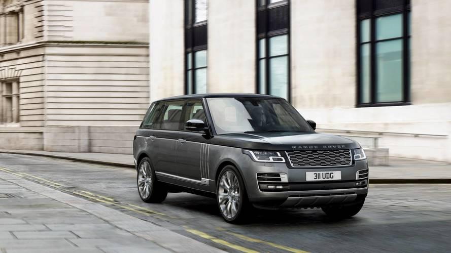 Land Rover, iki kapılı ultra lüks bir Range Rover'ı ima ediyor