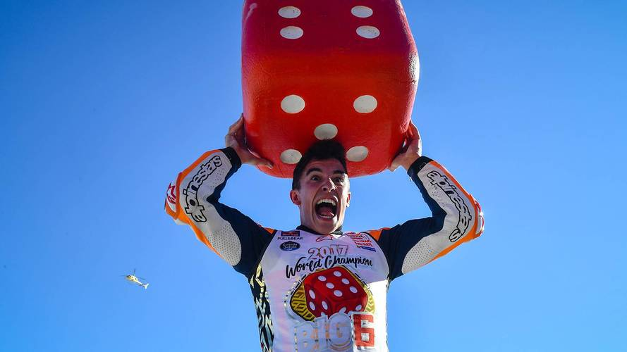 Autosport Awards: Marquez Clinches Rider Of The Year