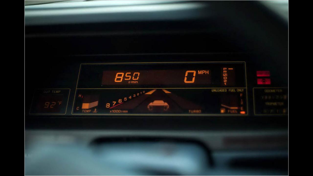 Subaru XT 4WD 1800 Turbo
