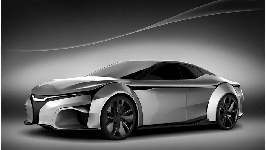 1,367 Hp Fan-Rendered Electric Car Seeks To Replace Tesla Model S