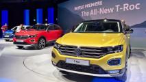 Volkswagen T-Roc, vista dal vivo [VIDEO]