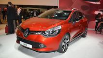 2013 Renault Clio live in Paris 27.09.2012