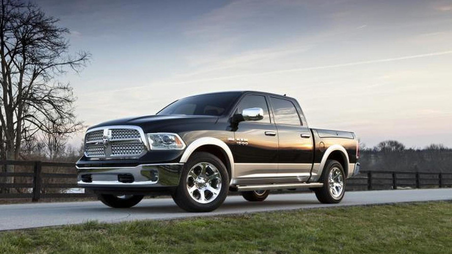 Ram 1500 to eschew aluminum for the time being - report