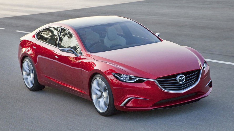 Mazda Takeri concept European debut in Geneva  - new images released