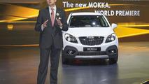 2013 Opel Mokka live in Geneva 07.3.2012