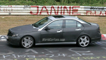 Spy Photos: Mercedes C63 AMG
