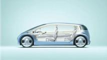 Toyota FINE-N Concept at Geneva
