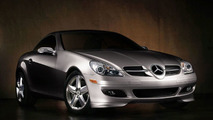 Mercedes-Benz 2005 SLK350 roadster special edition