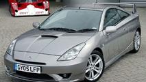 Toyota Celica GT