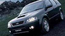 Ford Turbo Territory