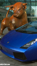 Lamborghini Doubles Dealership Representation (UK)