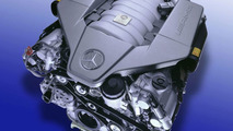 New AMG V8 power unit