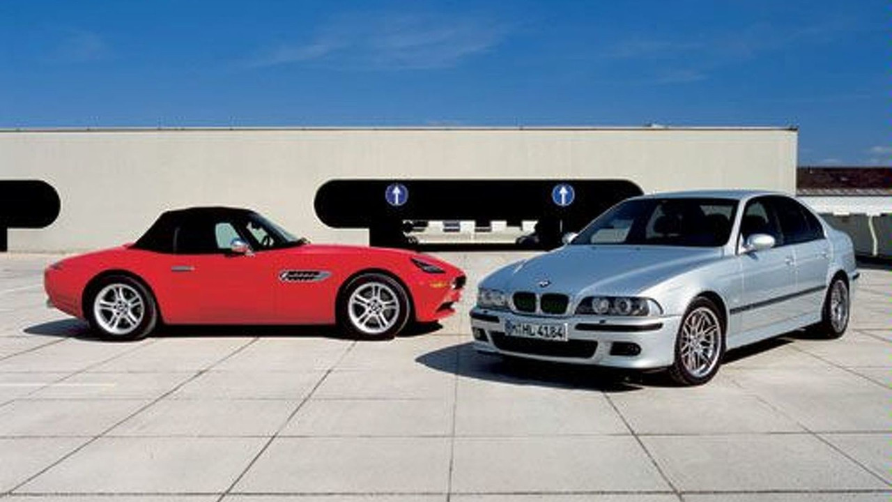 BMW M5 Past And Present Mega Gallery Photo Gallery