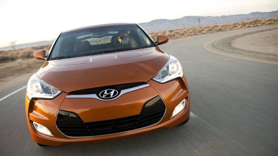 2012 Hyundai Veloster to feature new 1.6 T-GDI turbo with over 200 HP