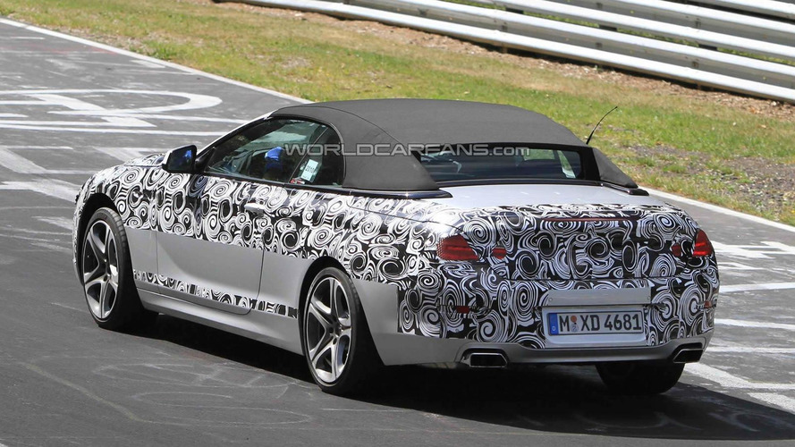VIDEO: G-Power BMW M3 Coupe chases convoy of BMW 6-Series prototypes on Autobahn