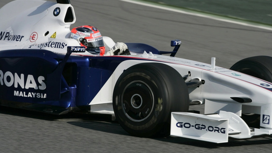KERS for Heidfeld, but not Kubica for Australian Grand Prix