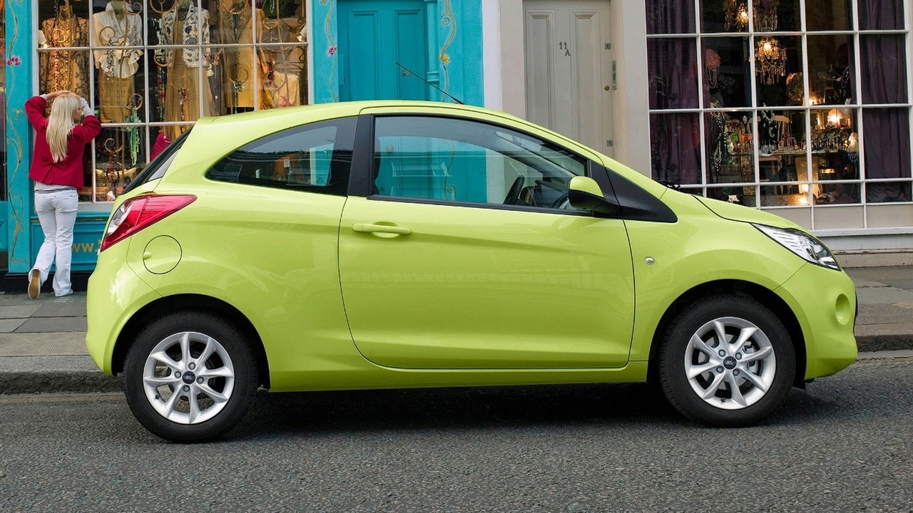 All-new Ford Ka