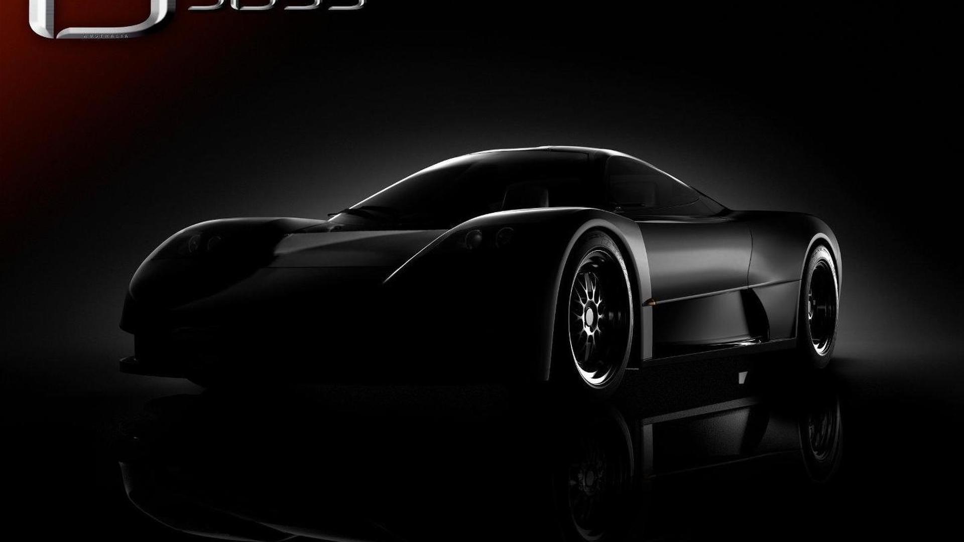 Joss Supercar Specs Released