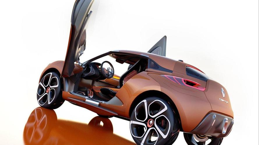Renault Captur concept revealed for Geneva